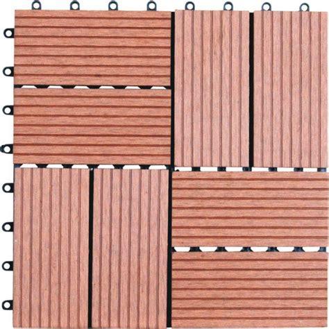 home depot deck tiles naturesort 1 ft x 1 ft 8 slate composite deck tiles in