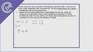 Wachstumsfaktor Berechnen : kompensationspr fung mathematik videos bifie aufgabenpool ~ Themetempest.com Abrechnung