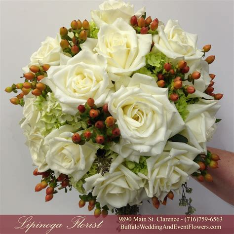 Bridal Bouquet Buffalo Wedding And Event Flowers By