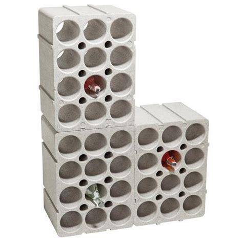 casier a bouteille pour cuisine fabulous casier pour bouteilles polystyrne x x h with
