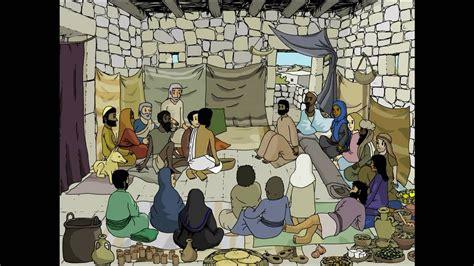 animierte bibel geschichte ostern und pfingsten von