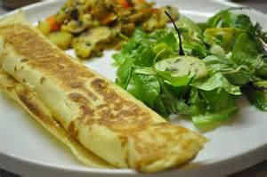 Polish Crepes Nalesniki Recipe