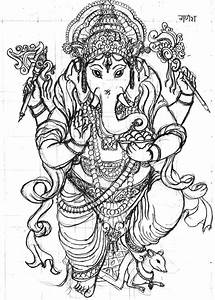 74 best images about GANESHA ART on Pinterest ...