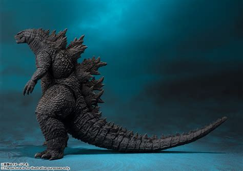 Sh Monsterarts Godzilla