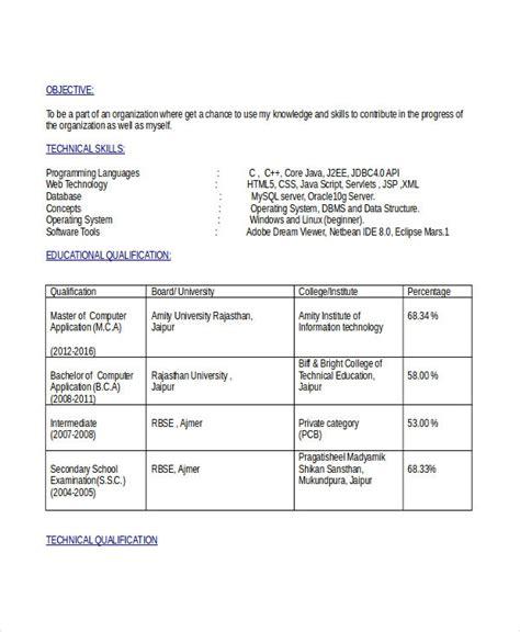 engineering resume template 32 free word documents