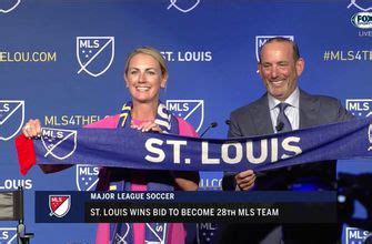 MLS delays St. Louis expansion debut to 2023 due to ...