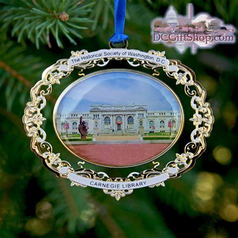 historical society of washington dc ornament