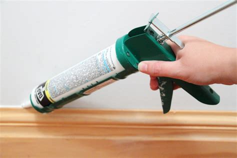 caulking gun caulking where how to apply it on the house