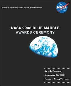 NASA - The Blue Marble Awards