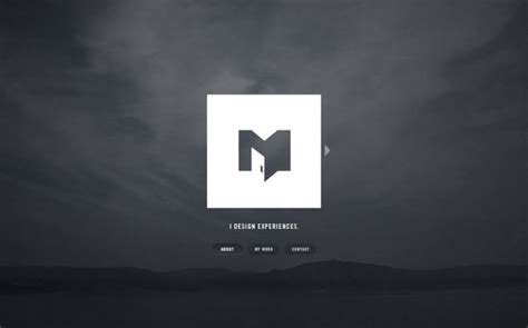 christopher meeks portfolio freelance website and logo designer webdesign inspiration www