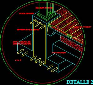 · Isometric View Of Footing For Steel Column DWG Block for