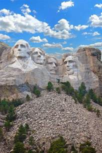 what country is mount rushmore in places that must be visited when traveling in the us