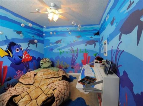 10 Awesome Disney-inspired Kids Rooms