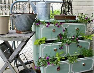 decoration de jardin avec de la recuperation astuces With comment realiser un jardin zen 15 comment decorer vase avec sable
