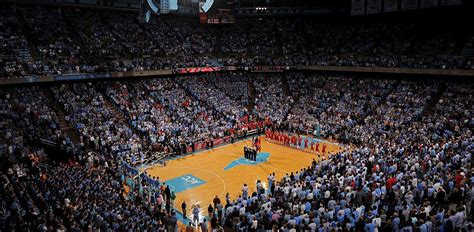 top  arenas  college basketball
