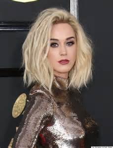 2017 Katy Perry Pixie Haircut