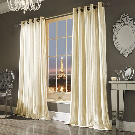 minogue curtains ready made lined eyelet ring top