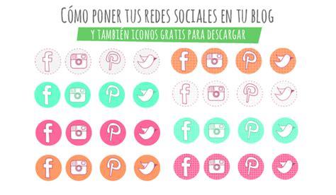 Donde Colocar Los Widgets Limo Template by Trucos Dise 241 O Web C 243 Mo Poner Las Redes Sociales En El Blog