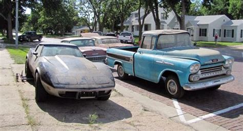 barn find cars the ultimate barn find chevrolet dealership is unearthed
