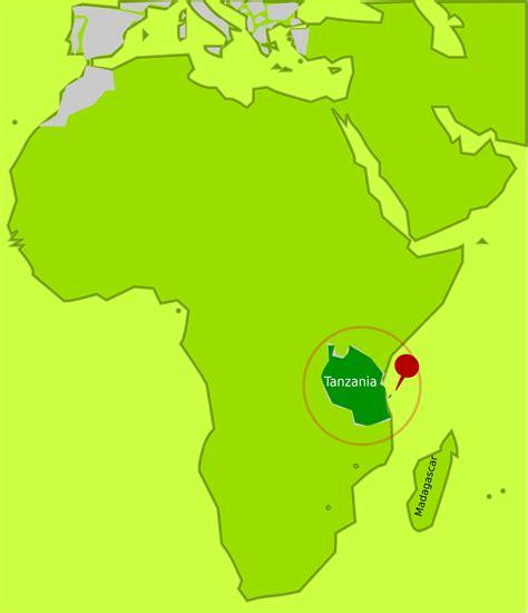 Clipart - Mafia island Tanzania