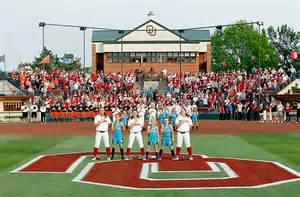 Oklahoma Sooners Softball Field