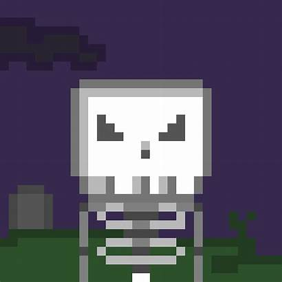 Pixel Skeleton Newgrounds Piskel Called Program Really