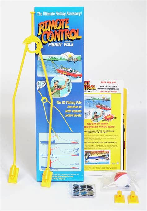 Remote Control Boat Fishing Buddy by Rc Fishing