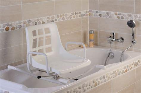 siège de bain pivotant dupont