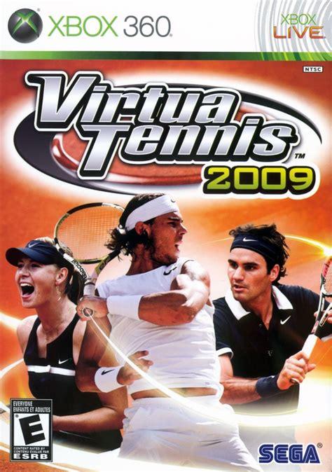 Virtua tennis 3 (sega professional tennis: Virtua Tennis 2009 for Xbox 360 (2009) - MobyGames