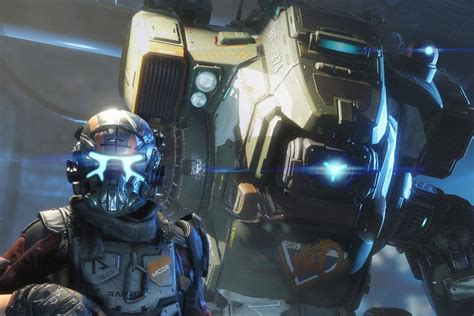 titanfall 2 with respawn bull