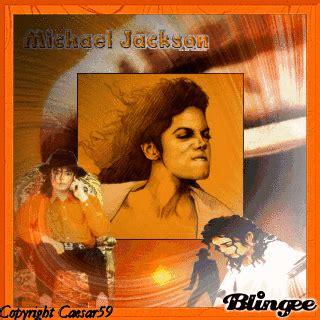 michael jackson in my favorite color orange picture
