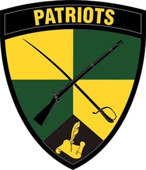 history  army rotc  patriot battalion george