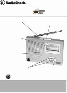 Radio Shack Weather Radio 12