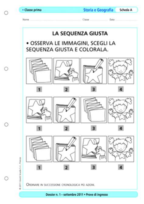 Prove D Ingresso Scuola Primaria Classe Prima Prove D Ingresso Storia E Geografia Classe 1 La Vita
