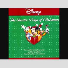 Disney's Twelve Days Of Christmas Medley Youtube Youtube