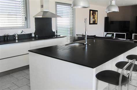 granit blanc cuisine ophrey com cuisine blanche granit noir prélèvement d