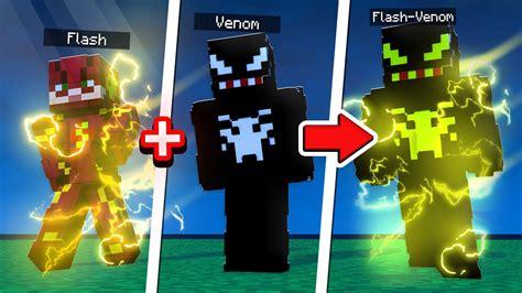 Novo Mod Do Venom Flash Flash Symbiote ‹ Al3xey