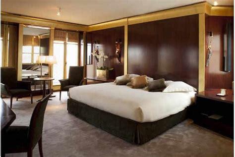 chambre hotel 5 etoiles huit hôtels 5 étoiles obtiennent la distinction de palace