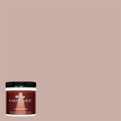 behr marquee 8 oz hdc ct 07a vintage tea matte
