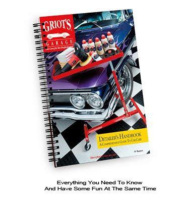 Griot's Garage Random Orbital Polish & Wax Kit, Free