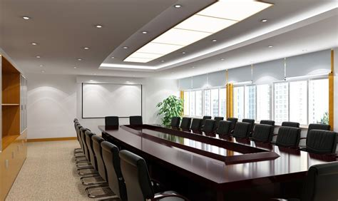 How To Create The Perfect Conference Room. [considerations
