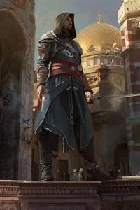 Craig Mullins - Old Ezio | Assassin's Creed Concept Art ...