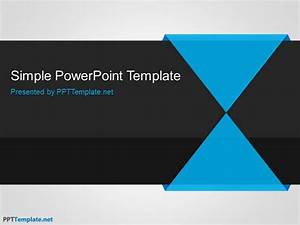 Free minimalism ppt template for Minimalist powerpoint template free