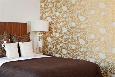 Modern Bedroom Wallpaper 9 Decor Ideas Enhancedhomesorg
