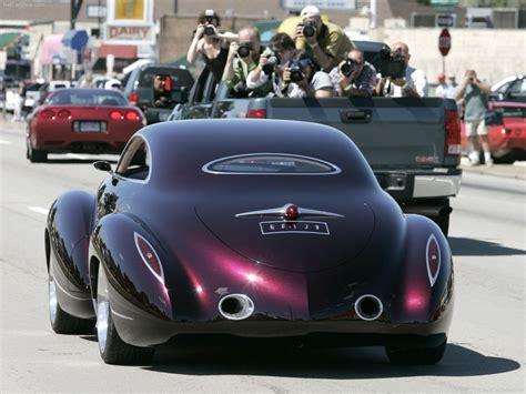 FAB WHEELS DIGEST (F.W.D.): 2005 Holden Efijy Concept