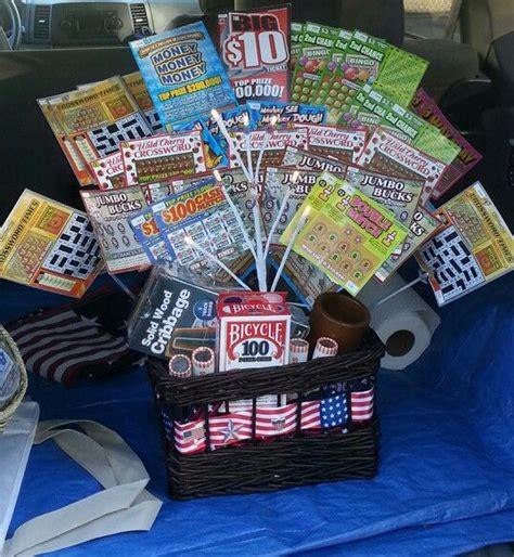gamblers gift basket  put    benefit