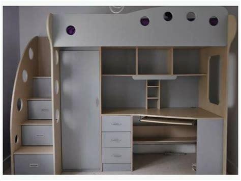 loft bed workstation silver central nanaimo nanaimo