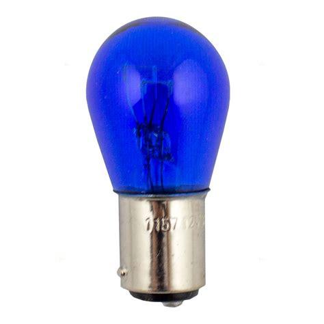 autoandart set of 10 blue light bulbs 1157 for