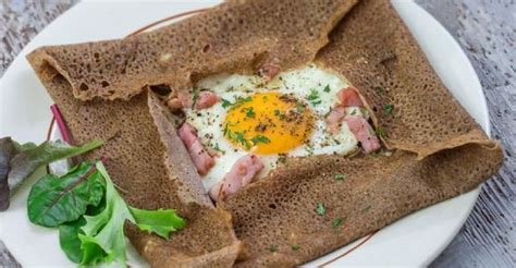 recette de la galette bretonne traditionnellement bon