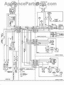 Parts For Maytag Pbf1951kew  Wiring Information Parts